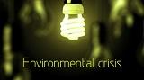 Environmental crisis