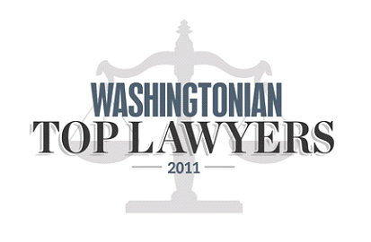 Washingtonian Best Lawyers