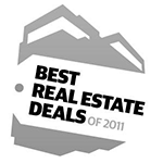 Best Real Estate Deals of 2011 logo